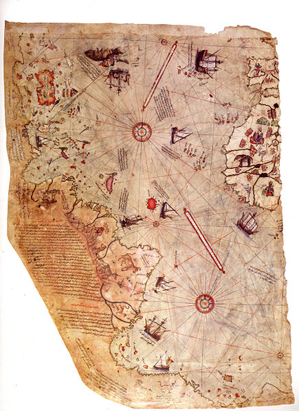 435px-Piri_reis_world_map_01